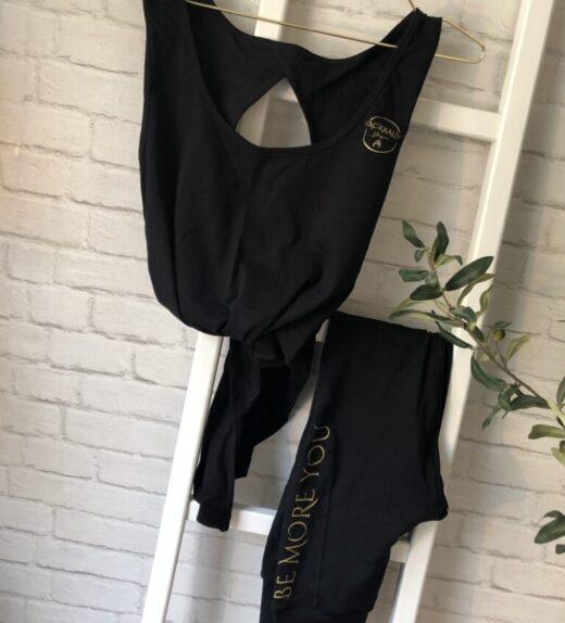 linne med knyt