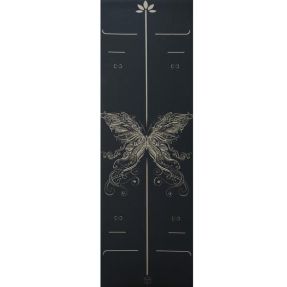 butterfly gold yogamatta