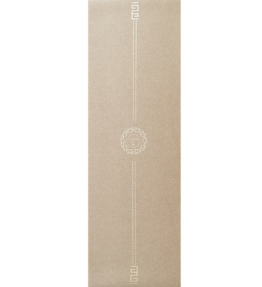 New Season! VACKRALIV YOGA ECO NON-SLIP CORK GOLDEN, 183x61 cm, 4 mm, & Yogaväska