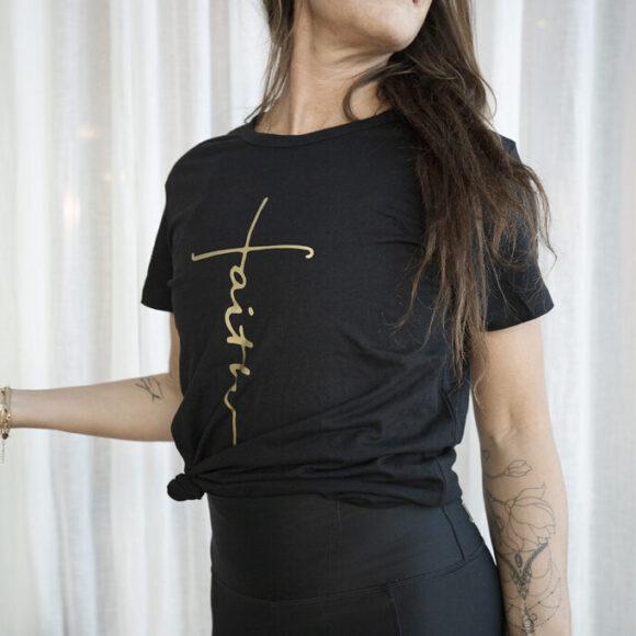 t-shirt faith