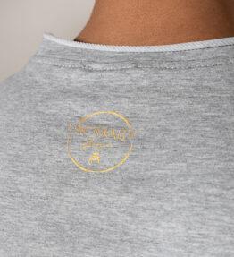 New! VACKRALIV YOGA for MEN Dressy Sweater, grey