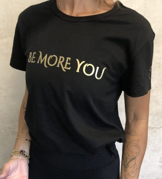 t-shirt be more you