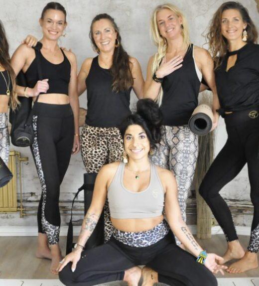 ny yoga kollektion